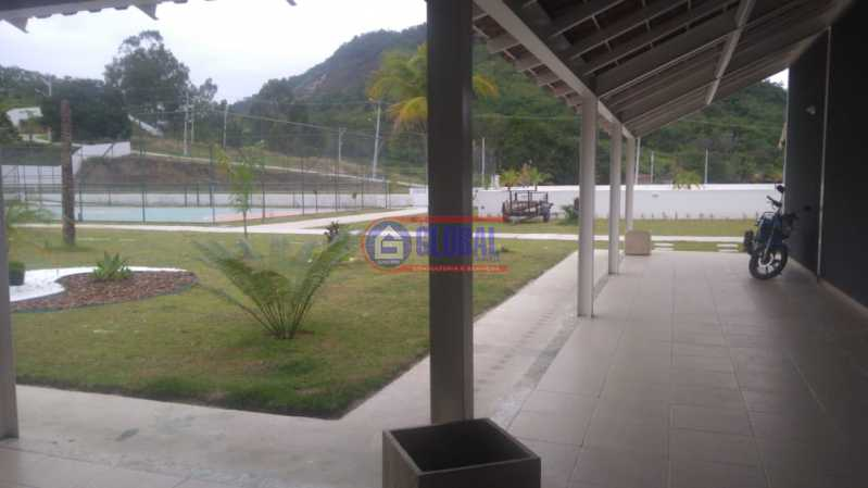 Condomínio - Salão de festas - Terreno Unifamiliar à venda Pindobas, Maricá - R$ 71.000 - MAUF00314 - 9