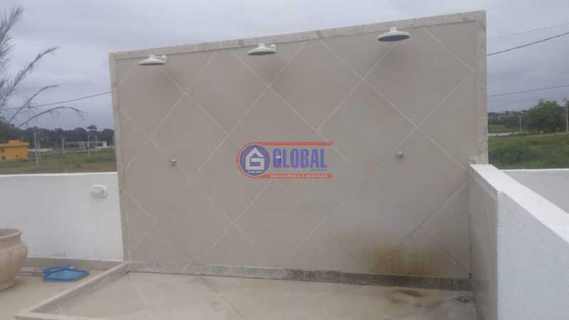 Condomínio - Piscina - Terreno 216m² à venda Pindobas, Maricá - R$ 89.000 - MAUF00316 - 16