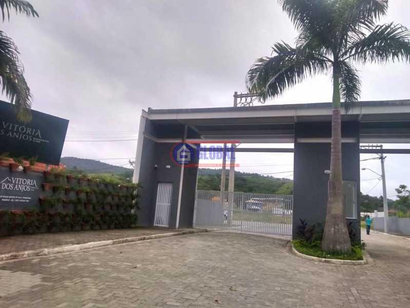 Condomínio - Entrada - Terreno 216m² à venda Pindobas, Maricá - R$ 89.000 - MAUF00319 - 1