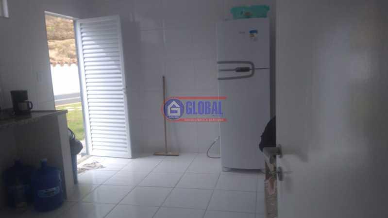 Condomínio - Salão de festas - Terreno 216m² à venda Pindobas, Maricá - R$ 89.000 - MAUF00320 - 9