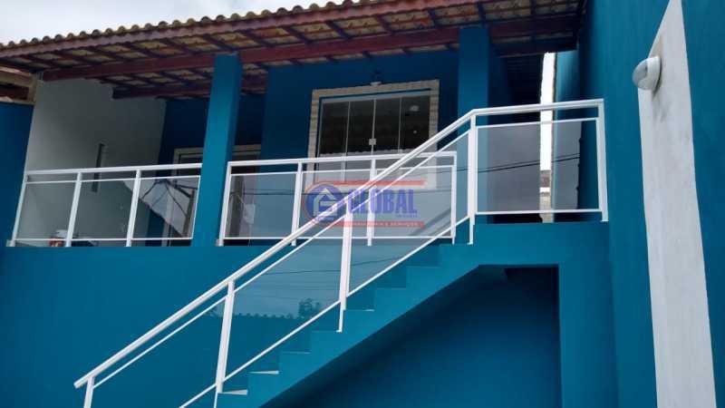 a 1 - Casa 2 quartos à venda Flamengo, Maricá - R$ 270.000 - MACA20396 - 1