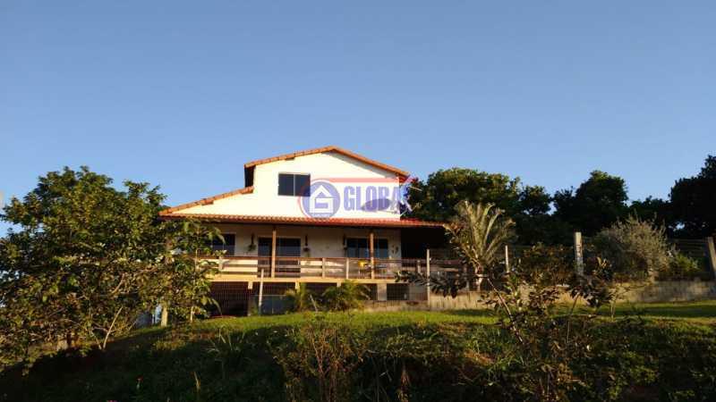 1 - Casa 3 quartos à venda Centro, Maricá - R$ 490.000 - MACA30192 - 1