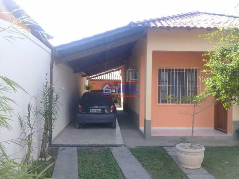 1 - Casa 3 quartos à venda São José do Imbassaí, Maricá - R$ 290.000 - MACA30193 - 1