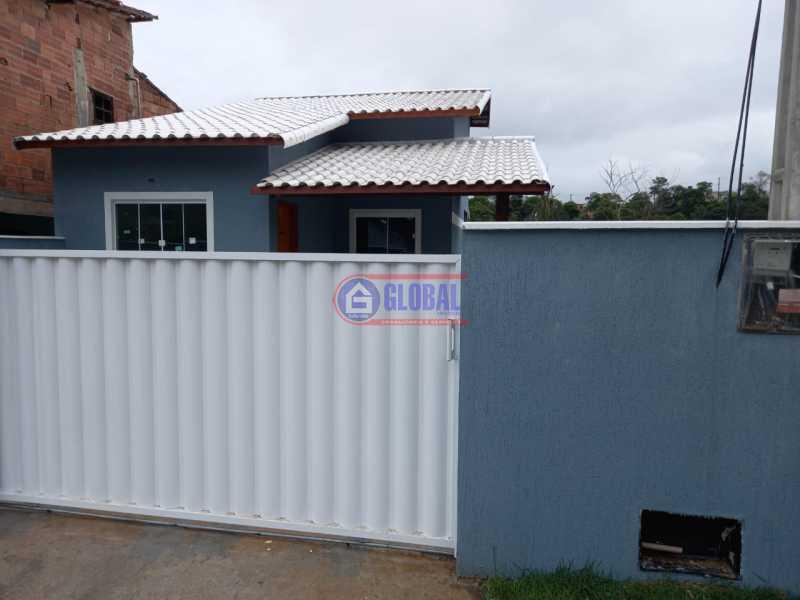 2 - Casa 2 quartos à venda Flamengo, Maricá - R$ 250.000 - MACA20408 - 1