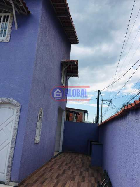 34 - Casa 3 quartos à venda Flamengo, Maricá - R$ 290.000 - MACA30195 - 3