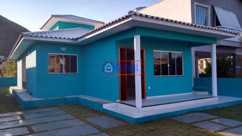A1 1 - Casa em Condomínio 3 quartos à venda Itapeba, Maricá - R$ 395.000 - MACN30115 - 1