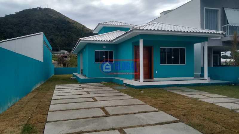 A1 2 - Casa em Condomínio 3 quartos à venda Itapeba, Maricá - R$ 395.000 - MACN30115 - 3