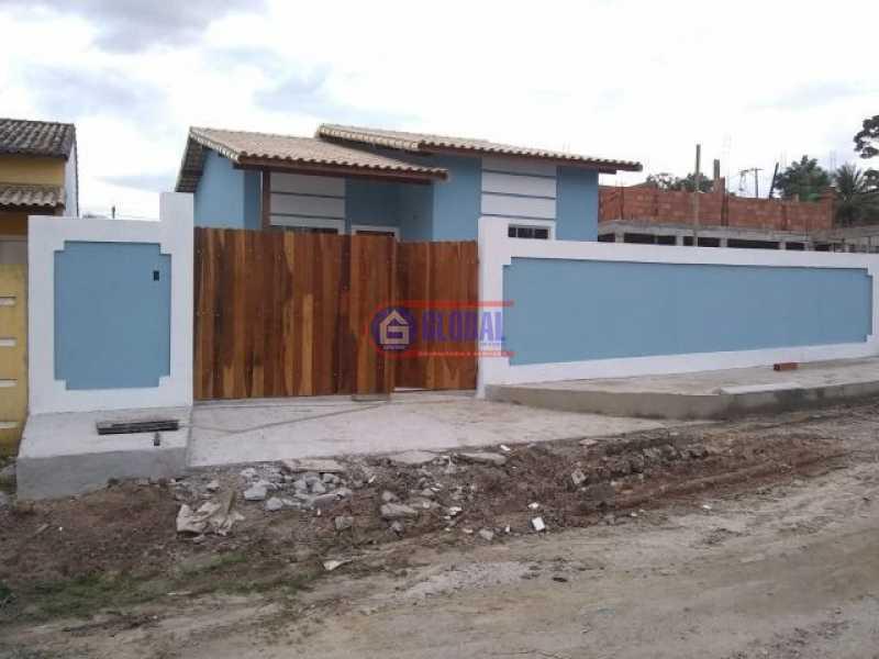 calabria 1 - Casa 2 quartos à venda São José do Imbassaí, Maricá - R$ 260.000 - MACA20415 - 1