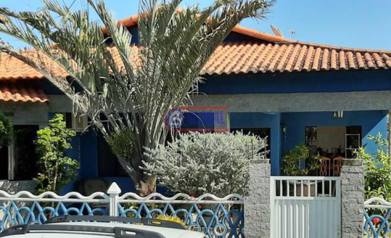 1a - Casa em Condomínio 3 quartos à venda Marquês de Maricá, Maricá - R$ 630.000 - MACN30116 - 1