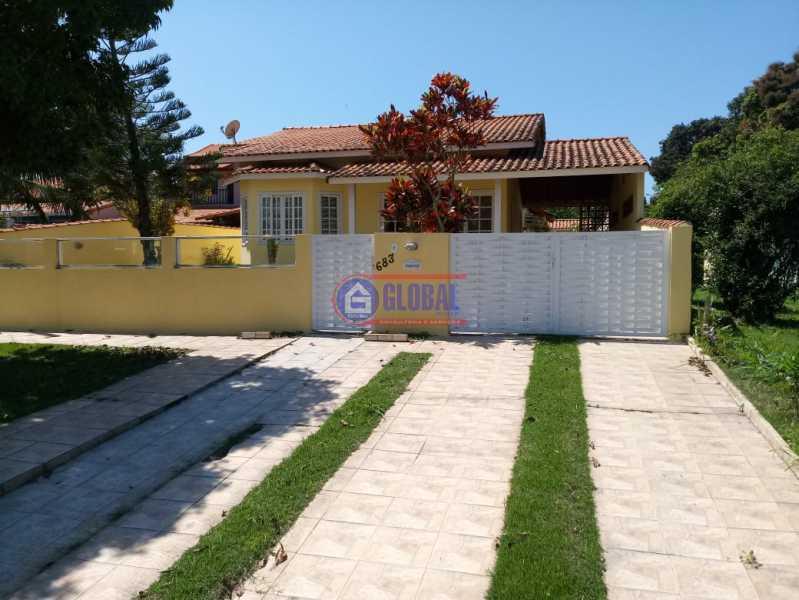 3 - Casa em Condomínio 3 quartos à venda Ponta Grossa, Maricá - R$ 560.000 - MACN30117 - 1