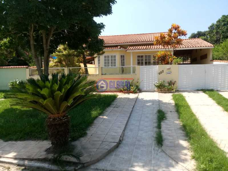 4 - Casa em Condomínio 3 quartos à venda Ponta Grossa, Maricá - R$ 560.000 - MACN30117 - 3
