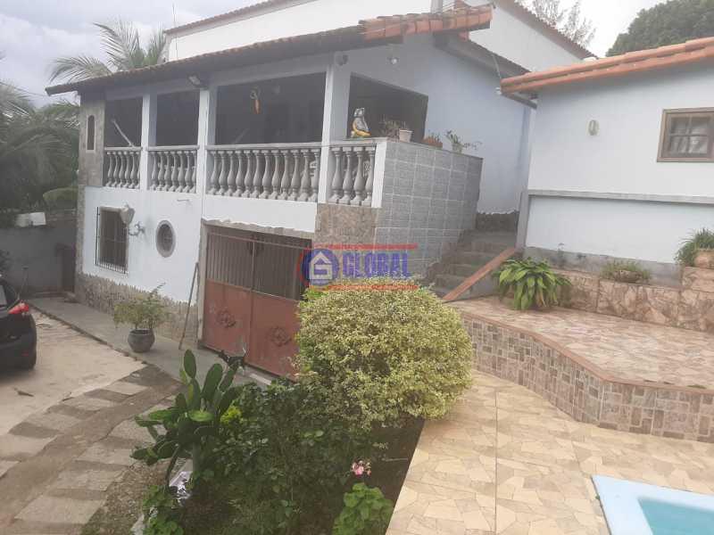 1 - Casa 4 quartos à venda Jacaroá, Maricá - R$ 400.000 - MACA40039 - 1