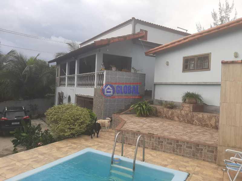 2 - Casa 4 quartos à venda Jacaroá, Maricá - R$ 400.000 - MACA40039 - 3