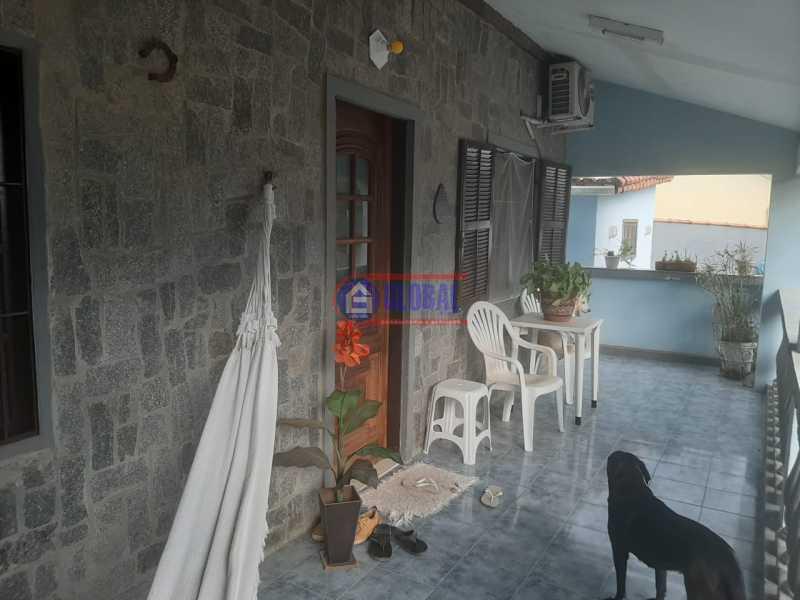 3 - Casa 4 quartos à venda Jacaroá, Maricá - R$ 400.000 - MACA40039 - 4