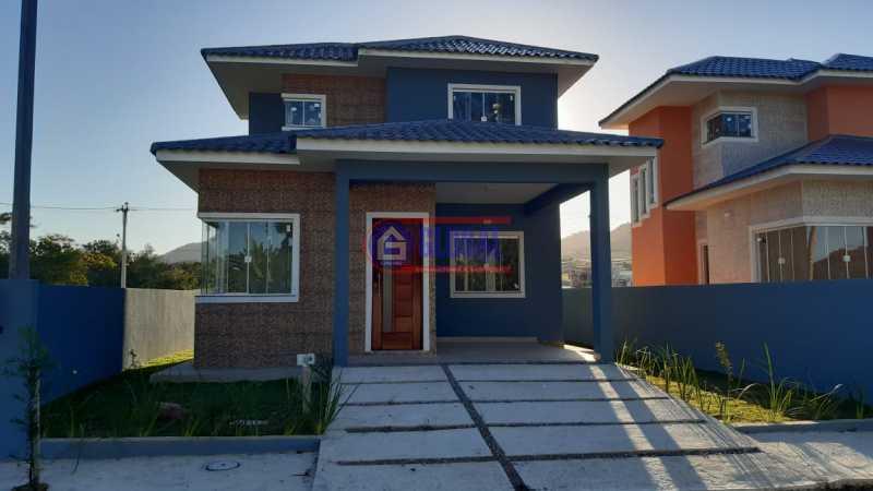 A - Casa em Condomínio 3 quartos à venda Retiro, Maricá - R$ 340.000 - MACN30119 - 1