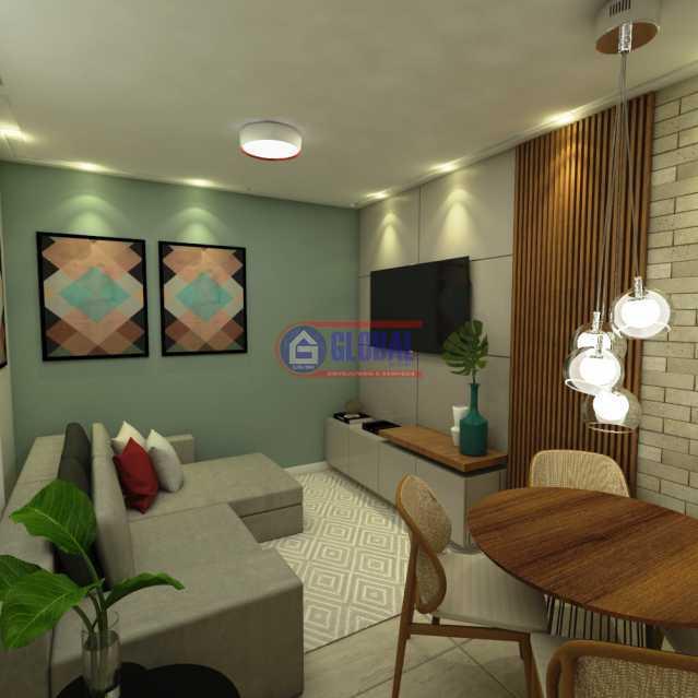 17 - Casa 3 quartos à venda Araçatiba, Maricá - R$ 430.000 - MACA30199 - 16
