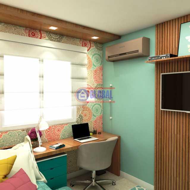 26 - Casa 3 quartos à venda Araçatiba, Maricá - R$ 430.000 - MACA30199 - 22