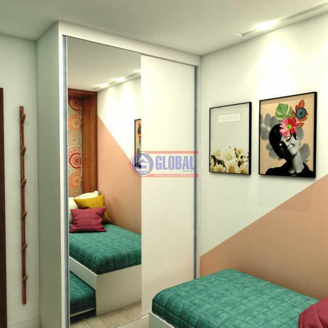 28 - Casa 3 quartos à venda Araçatiba, Maricá - R$ 430.000 - MACA30199 - 24