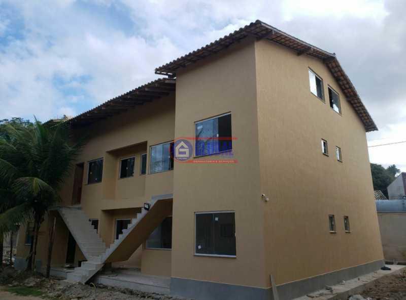 414ed5aa-9efa-46af-b1d7-16b4b7 - Apartamento 2 quartos à venda Centro, Maricá - R$ 165.000 - MAAP20134 - 1