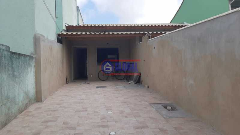 A 1 - Casa 2 quartos à venda Centro, Maricá - R$ 280.000 - MACA20416 - 1
