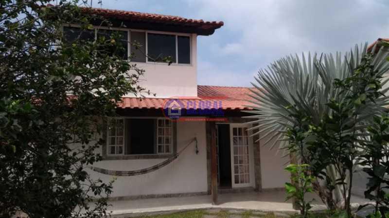 1 - Casa em Condomínio 2 quartos à venda São José do Imbassaí, Maricá - R$ 325.000 - MACN20082 - 1