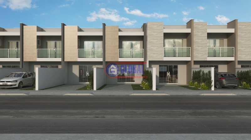 1 - Casa 2 quartos à venda Condado de Maricá, Maricá - R$ 260.000 - MACA20419 - 1