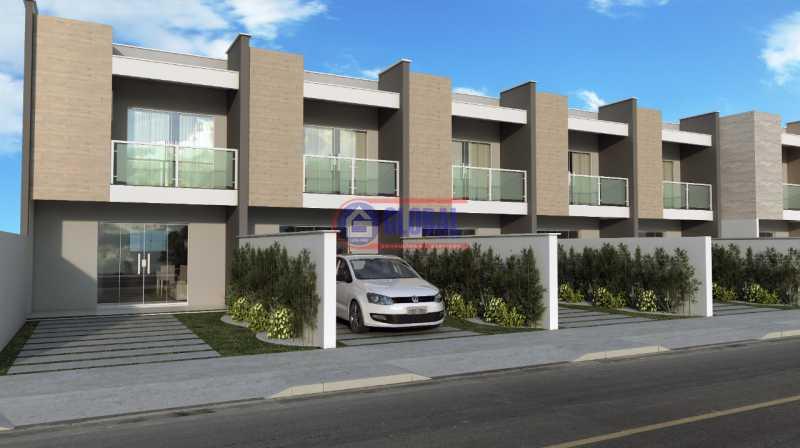 2 - Casa 2 quartos à venda Condado de Maricá, Maricá - R$ 220.000 - MACA20419 - 3