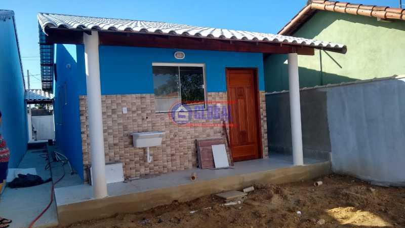1 - Casa 2 quartos à venda Parque Nanci, Maricá - R$ 260.000 - MACA20420 - 9