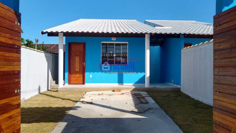 2 - Casa 2 quartos à venda Parque Nanci, Maricá - R$ 260.000 - MACA20420 - 1