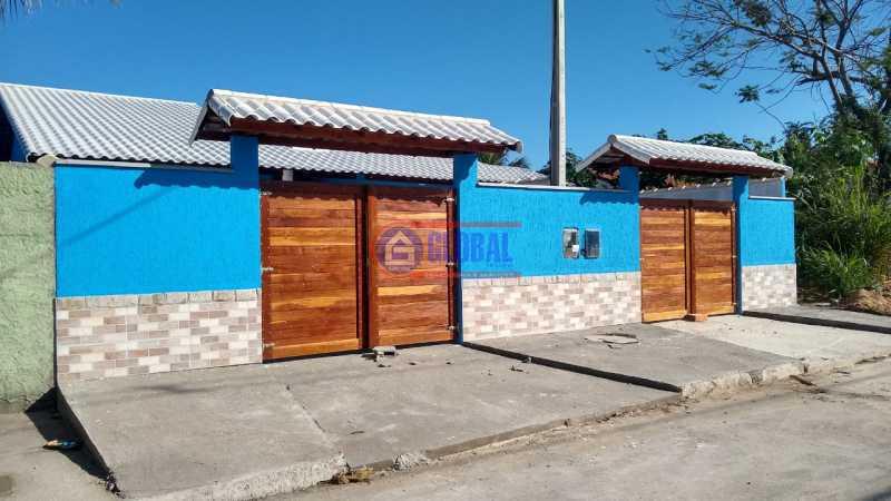 4 - Casa 2 quartos à venda Parque Nanci, Maricá - R$ 260.000 - MACA20420 - 3