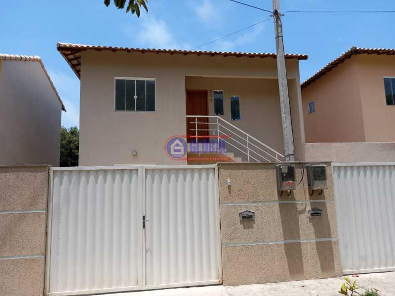 1 - Casa 2 quartos à venda Itapeba, Maricá - R$ 158.000 - MACA20421 - 1