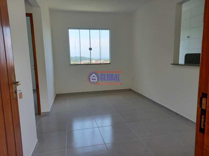 2 - Casa 2 quartos à venda Itapeba, Maricá - R$ 158.000 - MACA20421 - 3