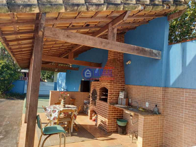 23 - Casa em Condomínio 3 quartos à venda Ponta Grossa, Maricá - R$ 420.000 - MACN30121 - 20
