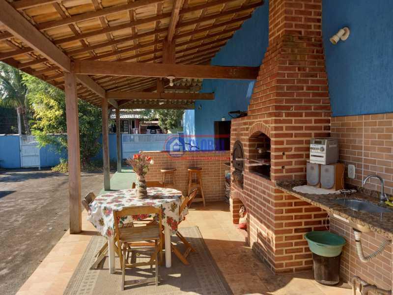 24 - Casa em Condomínio 3 quartos à venda Ponta Grossa, Maricá - R$ 420.000 - MACN30121 - 22