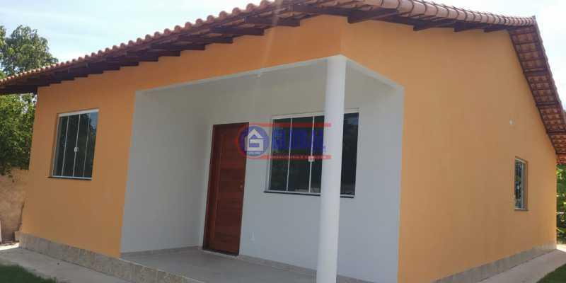 A 1 - Casa 3 quartos à venda São José do Imbassaí, Maricá - R$ 280.000 - MACA30206 - 1