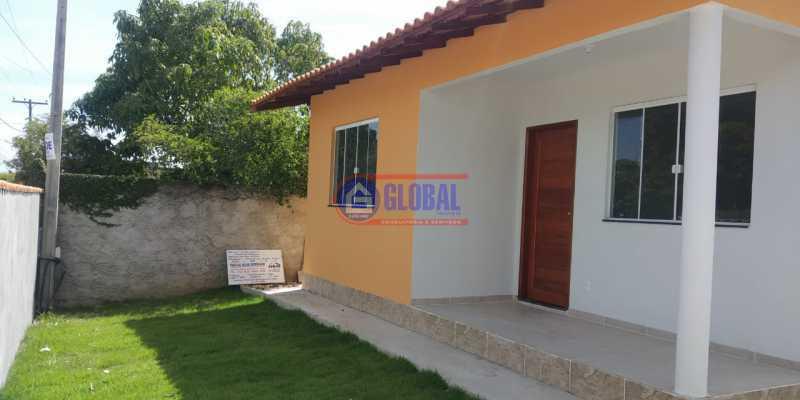 A 2 - Casa 3 quartos à venda São José do Imbassaí, Maricá - R$ 280.000 - MACA30206 - 3