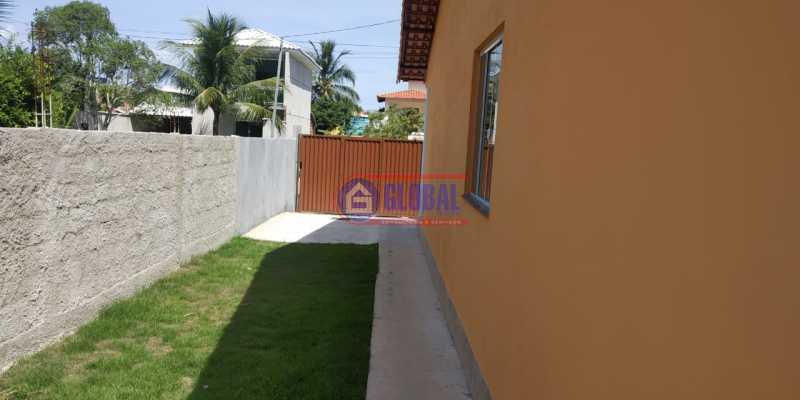 A 3 - Casa 3 quartos à venda São José do Imbassaí, Maricá - R$ 280.000 - MACA30206 - 4