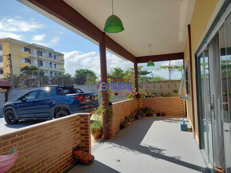 1 - Casa 3 quartos à venda Barra de Maricá, Maricá - R$ 780.000 - MACA30207 - 3