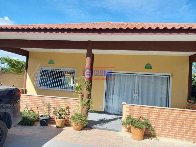 31 - Casa 3 quartos à venda Barra de Maricá, Maricá - R$ 780.000 - MACA30207 - 1