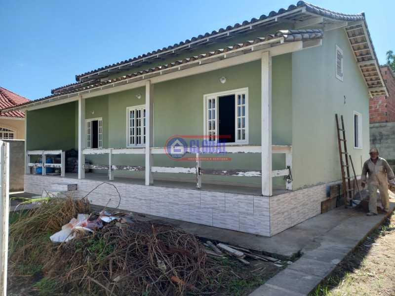 1 - Casa 3 quartos à venda Mumbuca, Maricá - R$ 295.000 - MACA30209 - 1