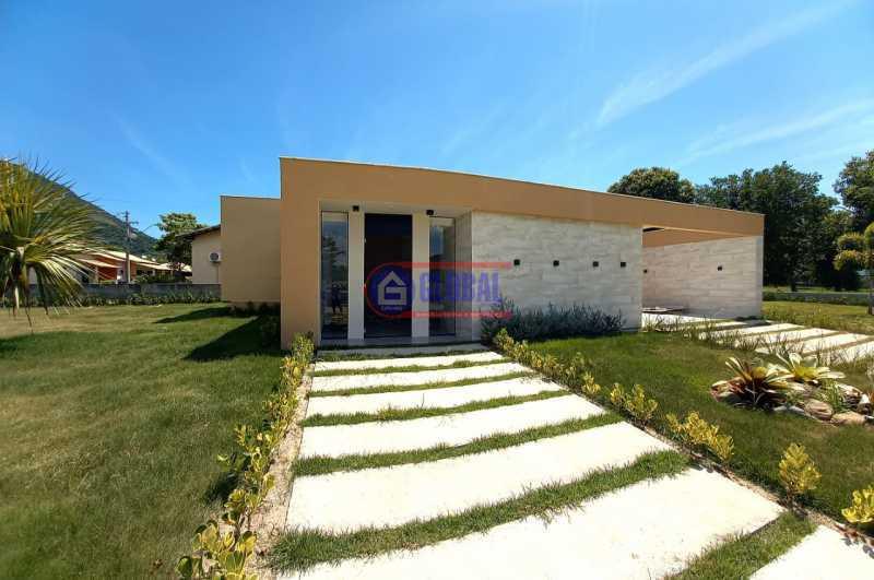 1 - Casa em Condomínio 3 quartos à venda Ubatiba, Maricá - R$ 543.380 - MACN30123 - 1