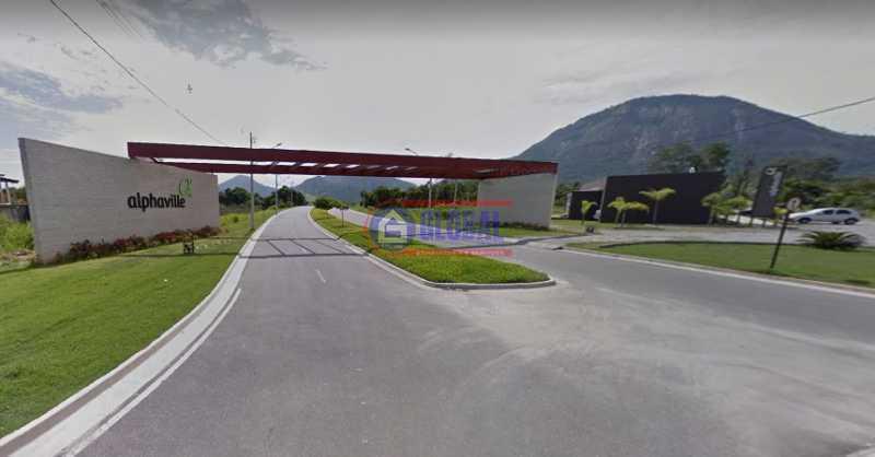 Portaria - Terreno 370m² à venda INOÃ, Maricá - R$ 150.000 - MAUF00352 - 1