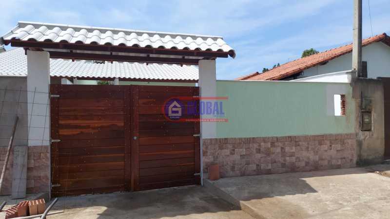 ef08746d-ecc8-477d-9b35-db2bc1 - Casa 2 quartos à venda São José do Imbassaí, Maricá - R$ 270.000 - MACA20434 - 4