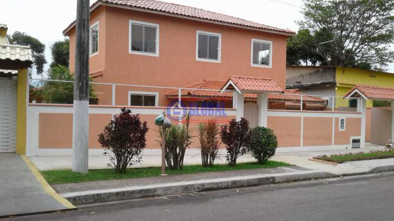 789d6e26-2ed9-4185-81ff-c76c15 - Casa 4 quartos à venda Itapeba, Maricá - R$ 530.000 - MACA40041 - 1