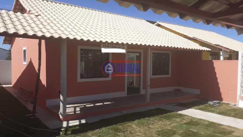 A 1 - Casa 2 quartos à venda GUARATIBA, Maricá - R$ 295.000 - MACA20436 - 1