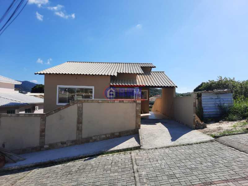 d181ff1d-7515-4a47-8717-2609c5 - Casa em Condomínio 3 quartos à venda Mumbuca, Maricá - R$ 450.000 - MACN30124 - 1