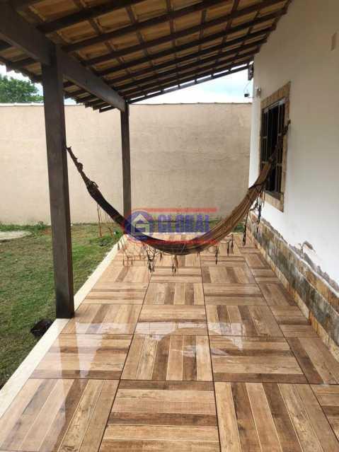 11 - Casa 3 quartos à venda Caxito, Maricá - R$ 265.000 - MACA30211 - 3