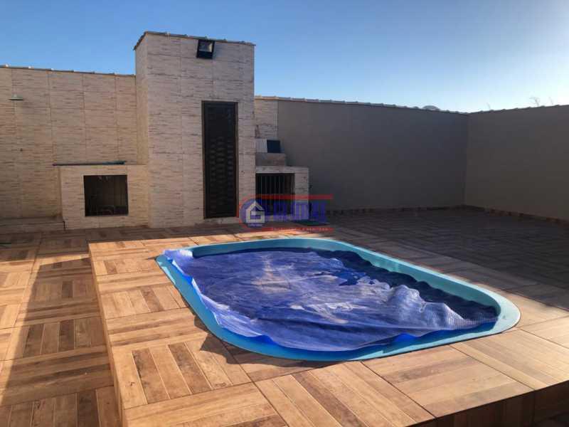21 - Casa 3 quartos à venda Caxito, Maricá - R$ 265.000 - MACA30211 - 21