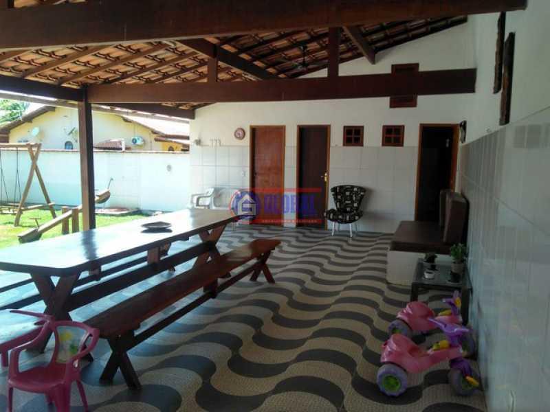 4 - Casa em Condomínio 3 quartos à venda São José do Imbassaí, Maricá - R$ 430.000 - MACN30126 - 3