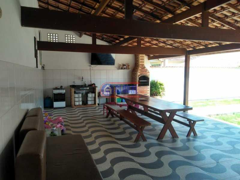 6 - Casa em Condomínio 3 quartos à venda São José do Imbassaí, Maricá - R$ 430.000 - MACN30126 - 7